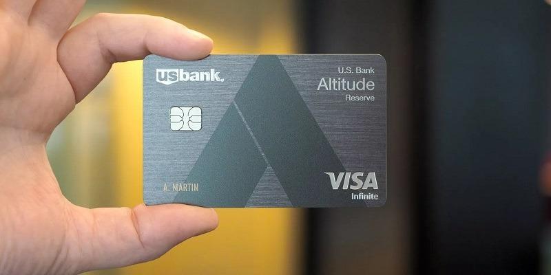 U.S. Bank Altitude Reserve Visa Infinite Card Promotion