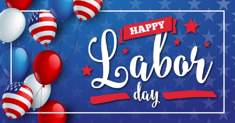 Labor Day Promotions September 7 2020