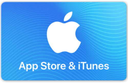 15% Off $50+ App Store & iTunes Gift Cards