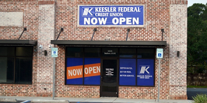 Keesler Federal Credit Union Promotion