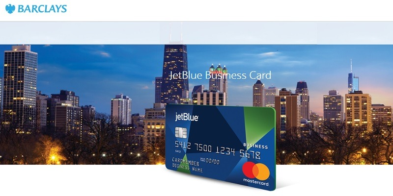 Barclays JetBlue Business Card Promotion