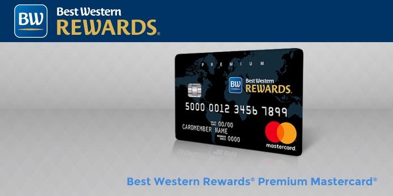 Best Western Rewards Premium MasterCard Promotion