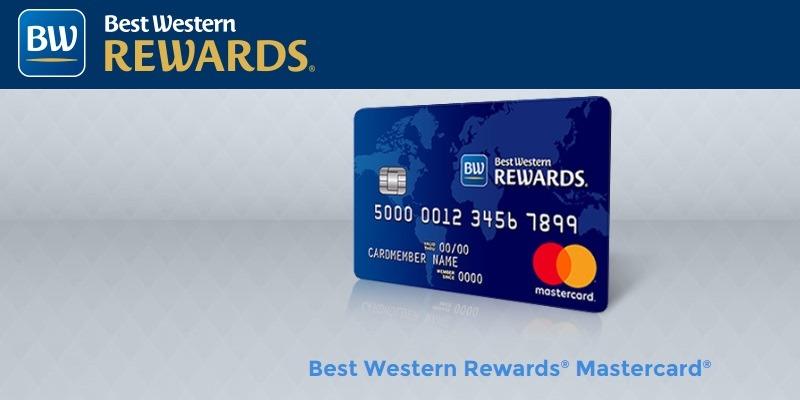 Best Western Rewards MasterCard Promotion: