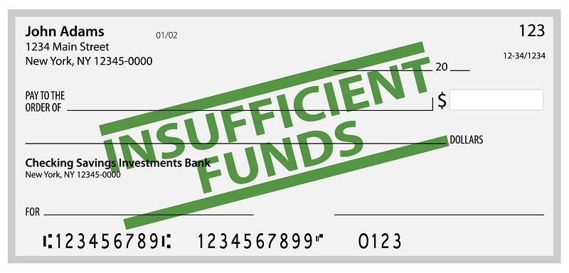 What Happens After A Check Bounces?