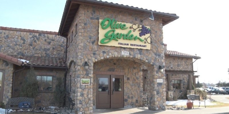 Olive Garden Discount Promotion