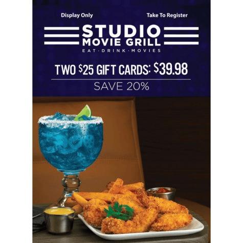 Studio Movie Grill Deal
