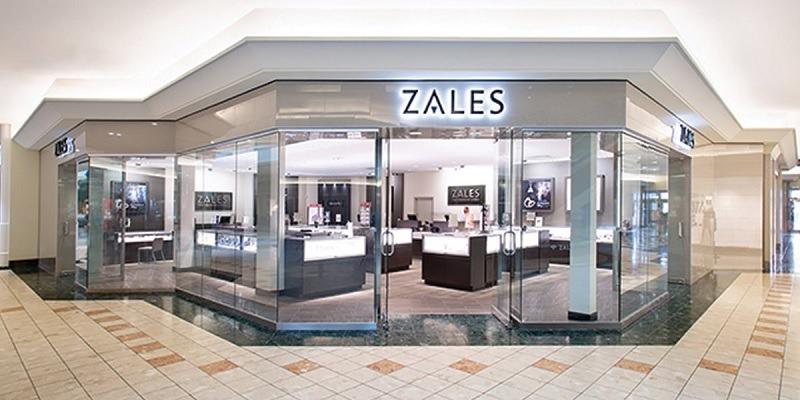 Zales Script Name Necklace Promotion