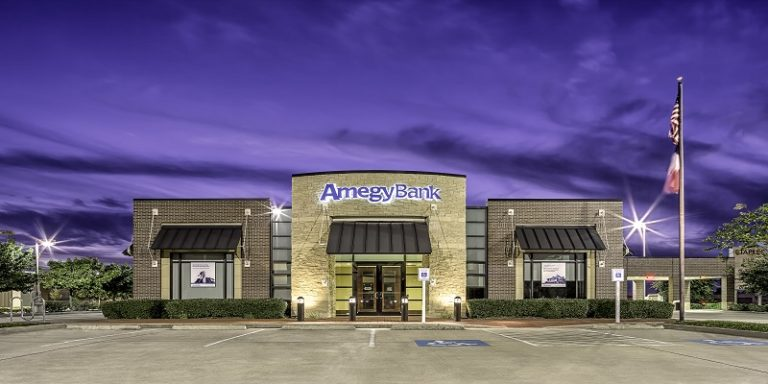 Amegy Bank Amazing Cash for Business Card
