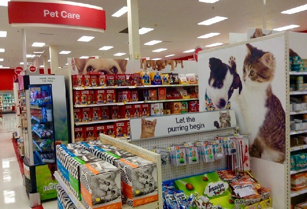 target current pet care gift card promotions