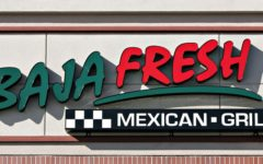 Baja Fresh Storefront