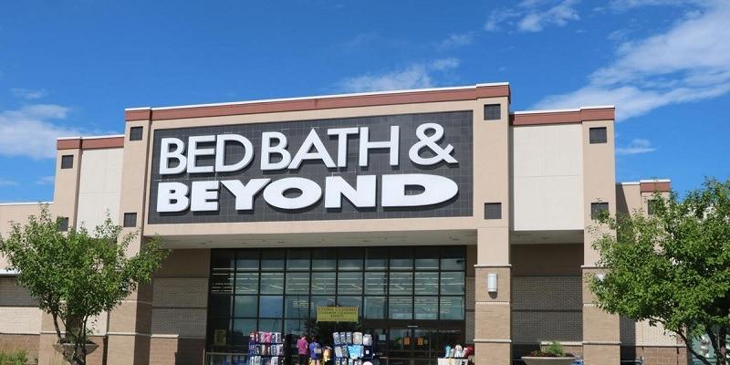 Bed Bath Beyond Storefront