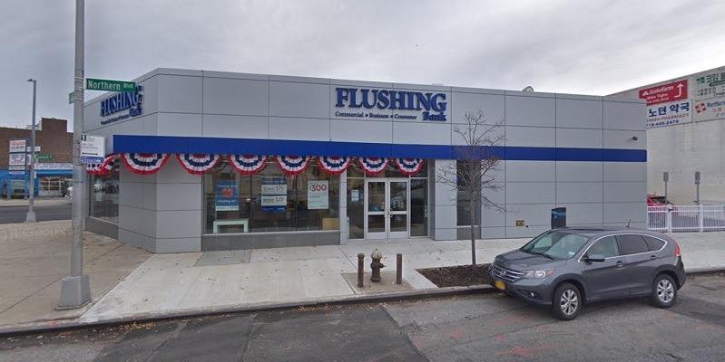 Flushing Bank $300