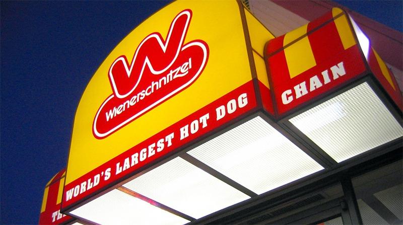 Wienerschnitzel Promotion