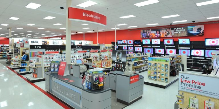 target electronics promotions