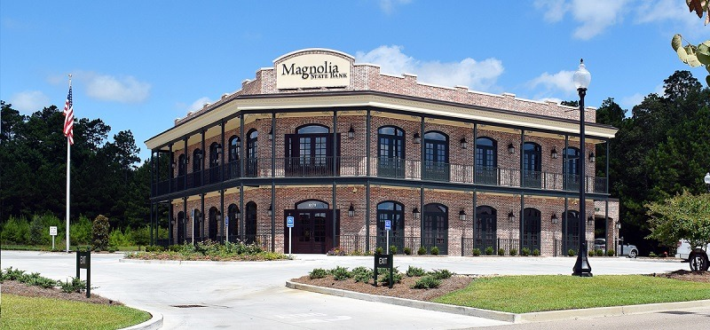 Magnolia State Bank Referral Bonus