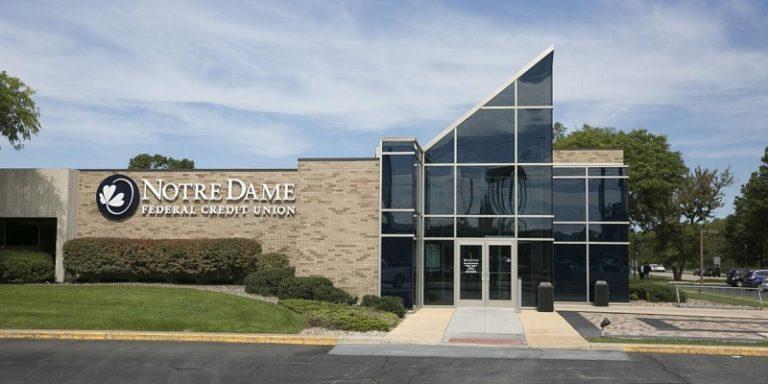 Notre Dame Federal Credit Union Promotion