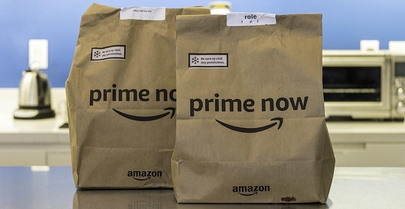 Amazon Prime Now Discount Promotion: Receive $10 Off Order w/ Promo Code 10PRIMENOW