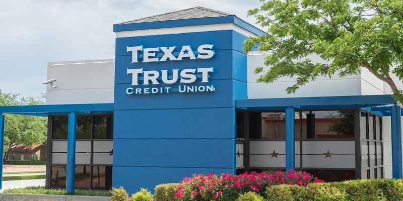 Texas Trust Credit Union Promotion