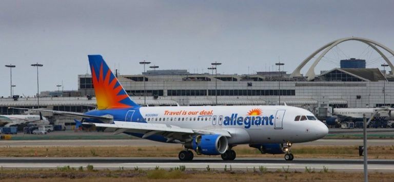 Allegiant Air Fare Sale Promotion