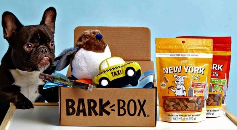 Amex Offers BarkBox Promotion