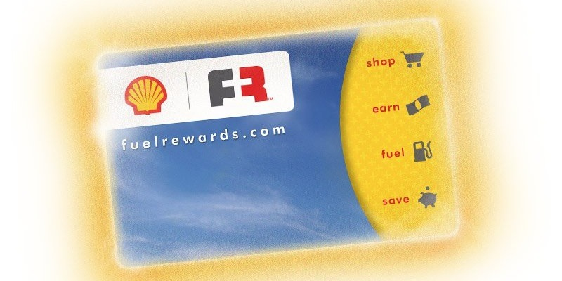 Shell Fuel Rewards Promotion