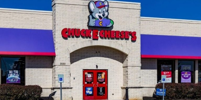 Chuck E. Cheese's Gift Card Promotion