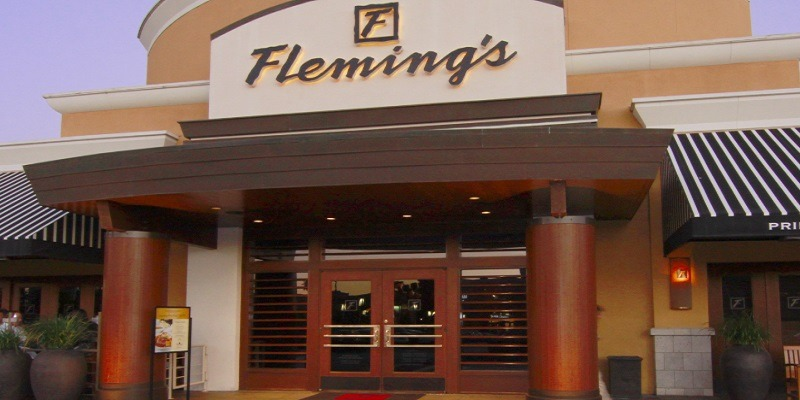 Fleming's Steakhouse Promotion