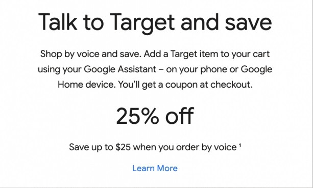 Google Express Purchase Promotion: Get 25% Off Using Google
