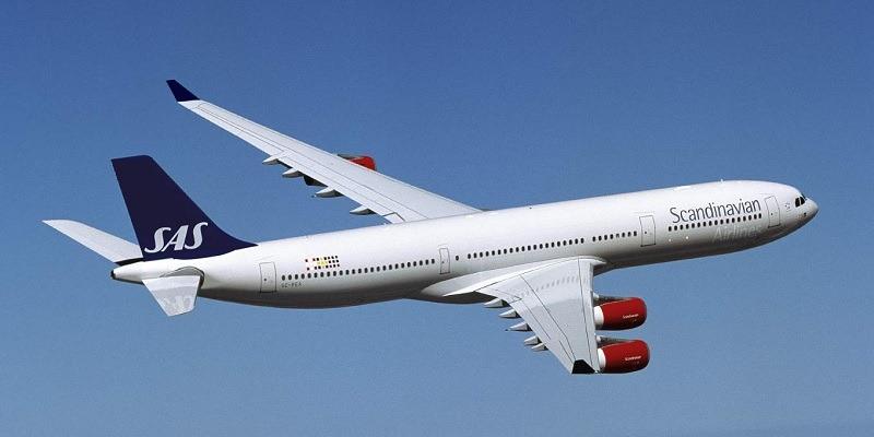 Scandinavian Airlines Promotion