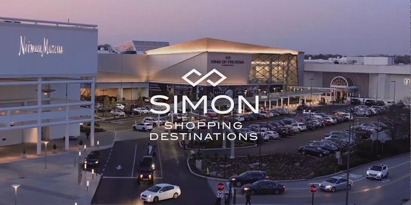Simon Mall Promotion July 2019