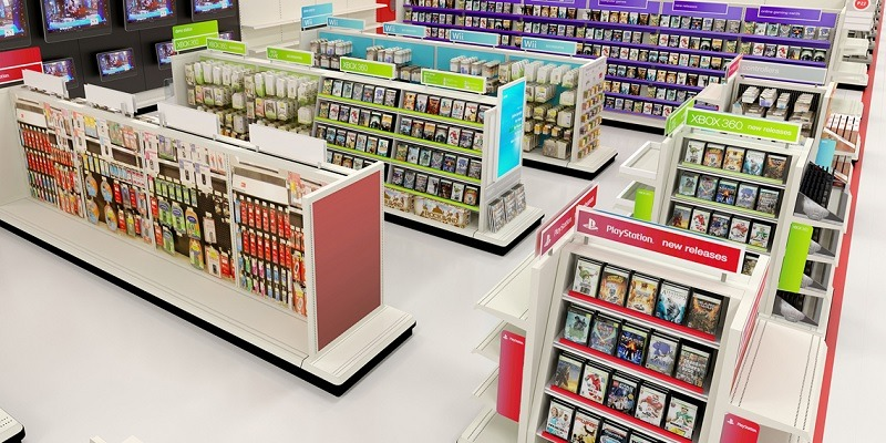 Target Video Game Promotion
