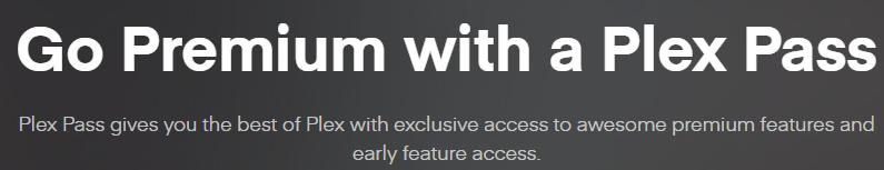 PLEX Lifetime Pass Subscription Promotion: 25% Off