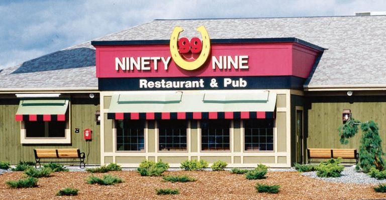 99 Restaurant & Pub Military Discount Promotion