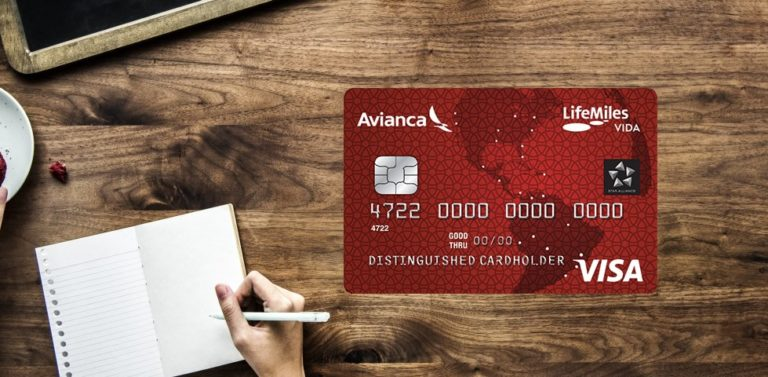 Avianca Vida Visa credit Card bonus promotion offer review