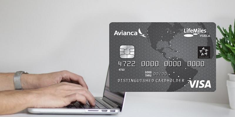 Avianca Vuela Visa credit card bonus promotion offer review