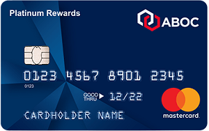 ABOC Platinum Rewards Credit Card Promotion: $150 Statement Credit Bonus + 5X Rewards