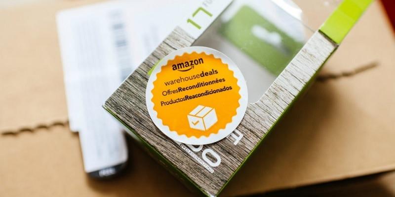 Amazon Warehouse Promotion