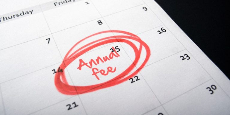 What Is An Annual Fee & How To Avoid It