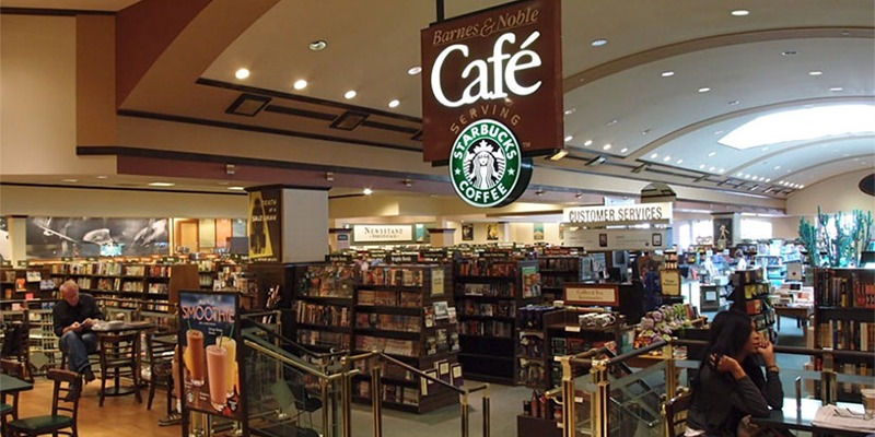 Barnes & Noble Promotion