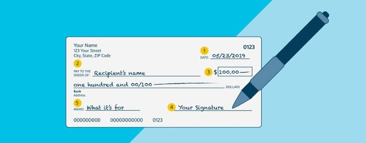 How To Write A Check: Step by Step Instruction
