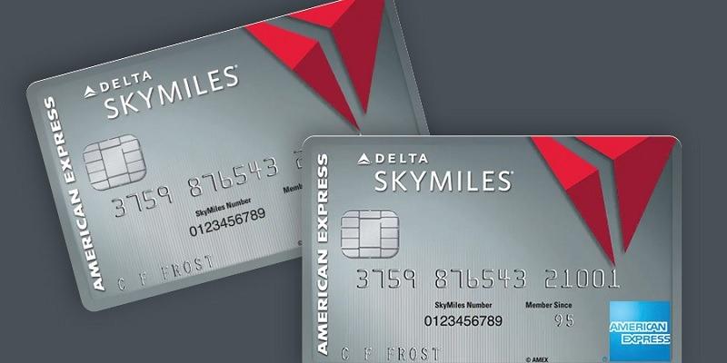 American Express Delta Cardholder Promotion