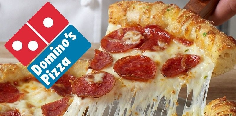 Domino's Piece Of The Pie Promotion