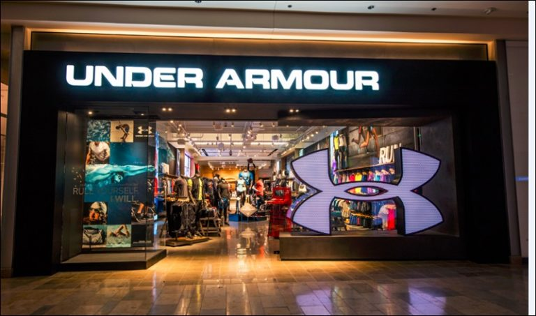 Under Armour Outlet Sale Promotion