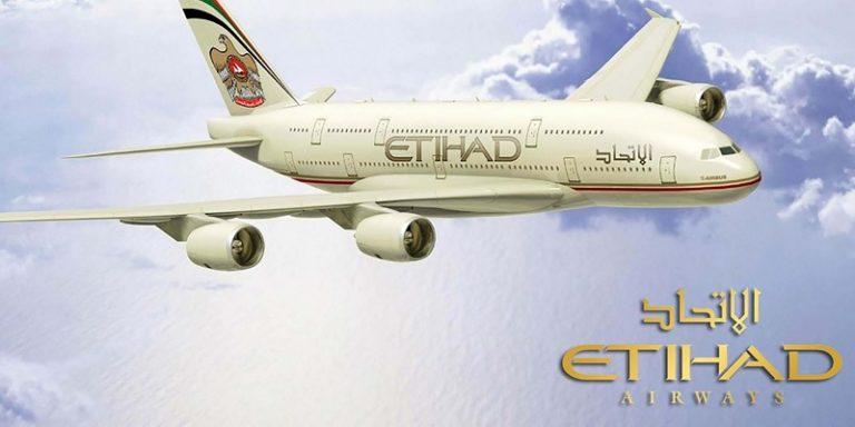 Etihad Airways Guest Miles Promotion