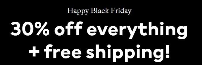 H&M Black Friday Sale Promotion