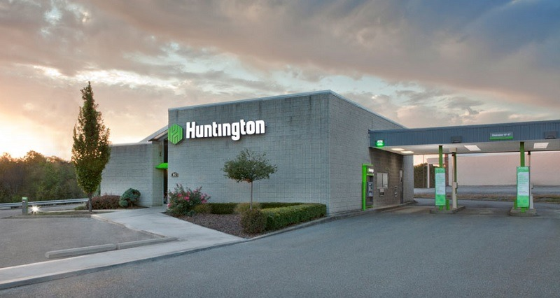 Huntington Bank Fast Track Business Checking account bonus
