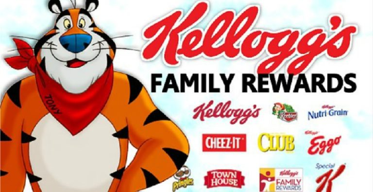 Kellogg's Family Rewards Promotion