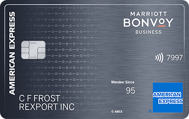 Marriott Bonvoy Business American Express Card Review: 100,000 Bonus Points + Free Night Anniversary Award Promotion