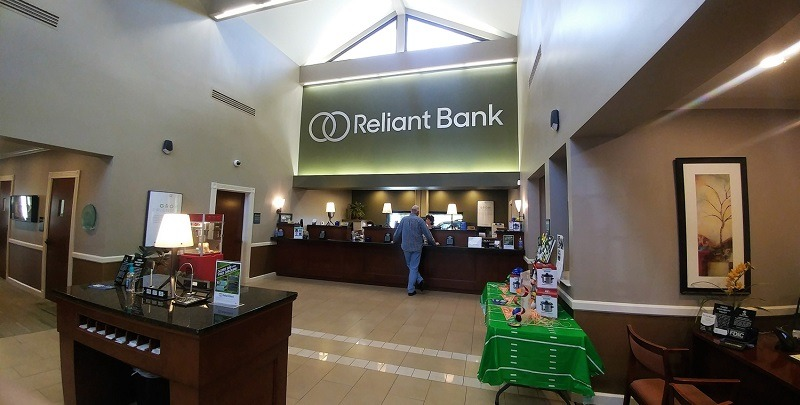 Reliant Bank Checking Bonus