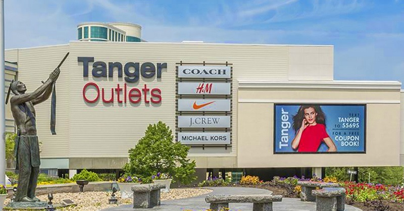 Tanger Outlets Pic